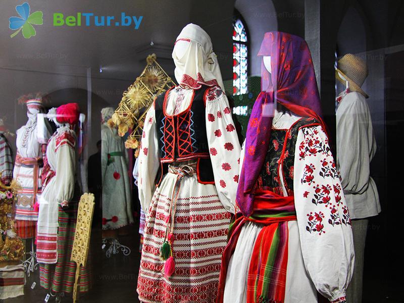 Отдых в Белоруссии Беларуси - гостиница Раубичи - Музей