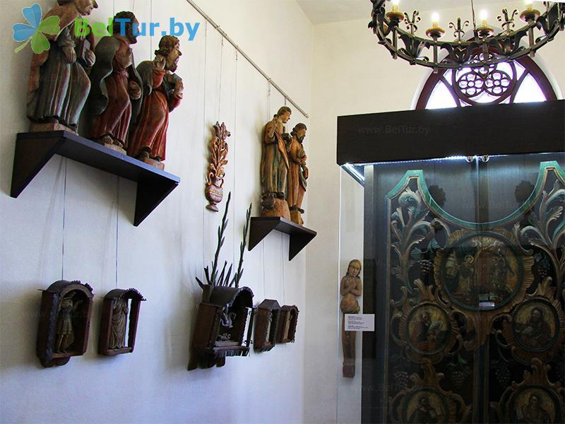 Адпачынак у Беларусі - гасцініца Раўбічы - Музей