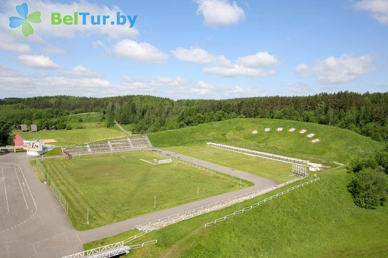 Отдых в Белоруссии Беларуси - гостиница Раубичи - Территория и природа