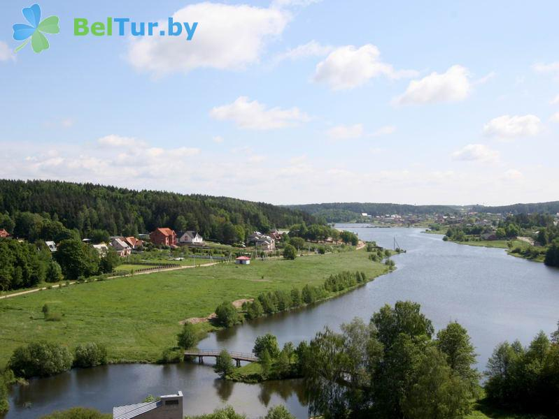 Отдых в Белоруссии Беларуси - гостиница Раубичи - Водоём