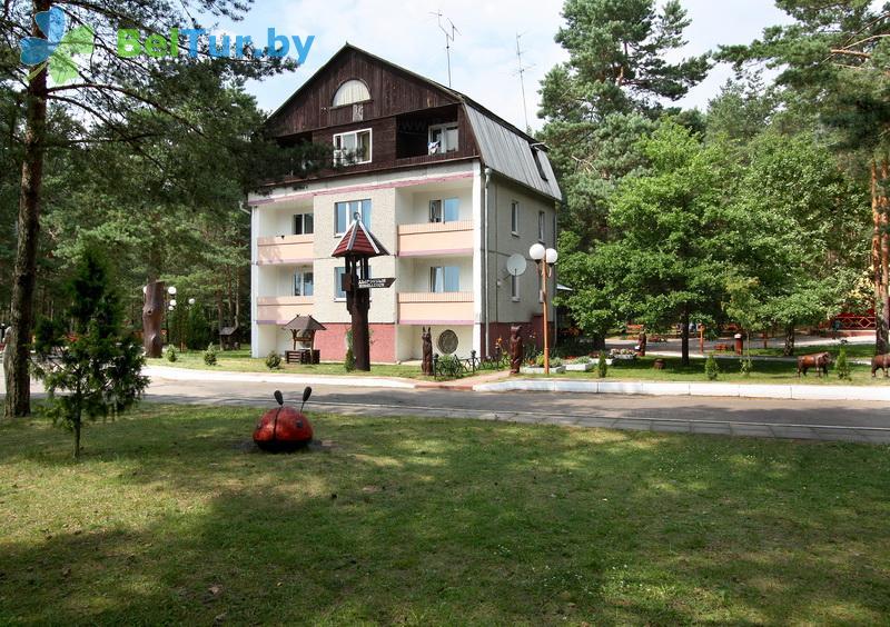 Отдых в Белоруссии Беларуси - туристический комплекс Высокий берег - корпус №2