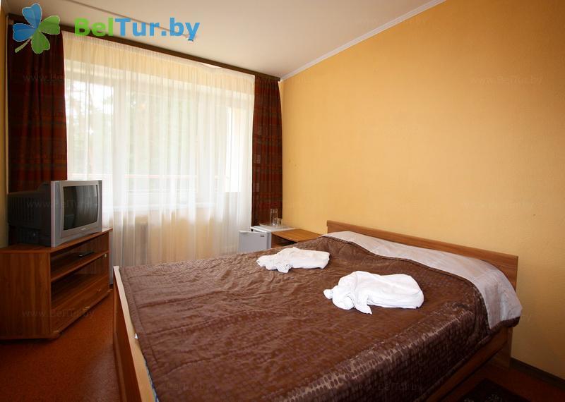 Отдых в Белоруссии Беларуси - туристический комплекс Высокий берег - двухместный двухкомнатный люкс (корпус №1)
