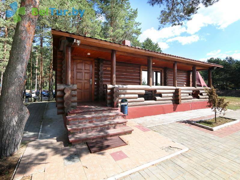 Отдых в Белоруссии Беларуси - туристический комплекс Высокий берег - баня