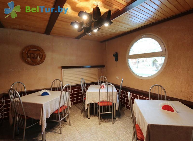 Отдых в Белоруссии Беларуси - туристический комплекс Высокий берег - Бар