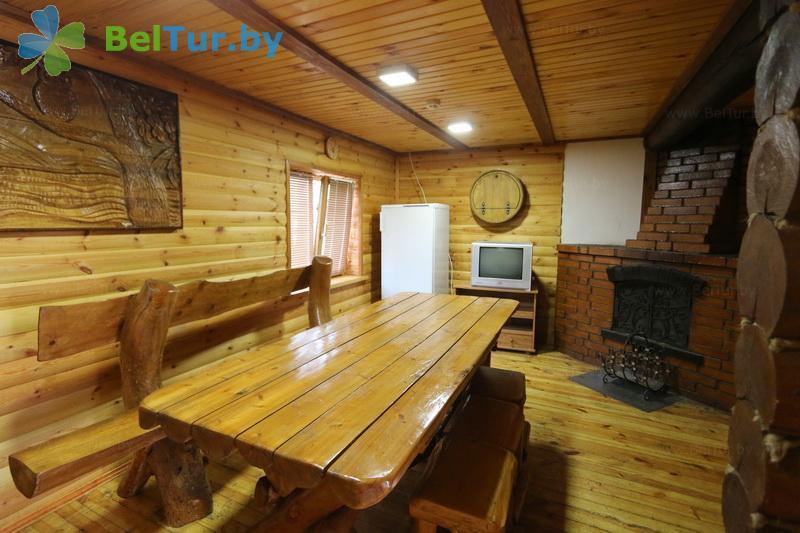 Отдых в Белоруссии Беларуси - туристический комплекс Высокий берег - Баня русская