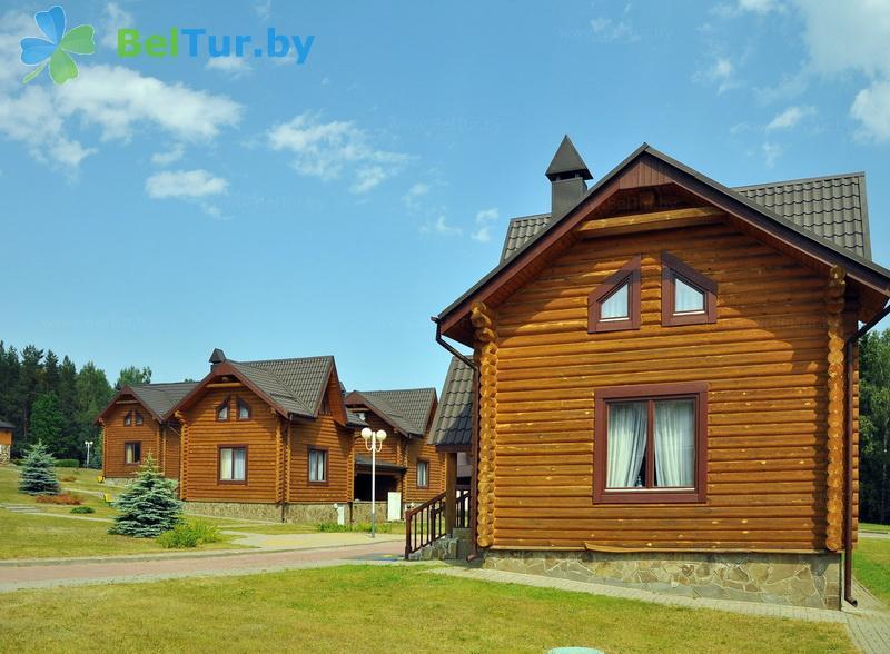 Отдых в Белоруссии Беларуси - республиканский горнолыжный центр Силичи - гостевой дом family