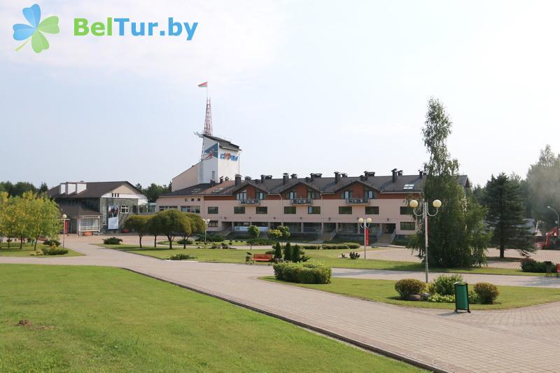 Отдых в Белоруссии Беларуси - республиканский горнолыжный центр Силичи - гостиница