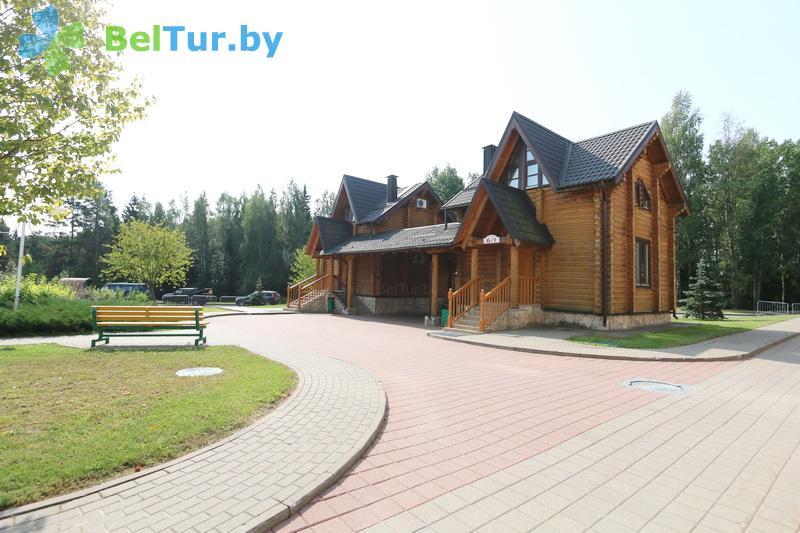 Отдых в Белоруссии Беларуси - республиканский горнолыжный центр Силичи - гостевой дом