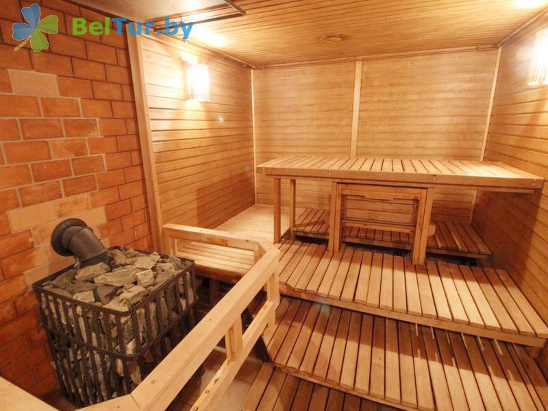 Отдых в Белоруссии Беларуси - республиканский горнолыжный центр Силичи - Баня русская