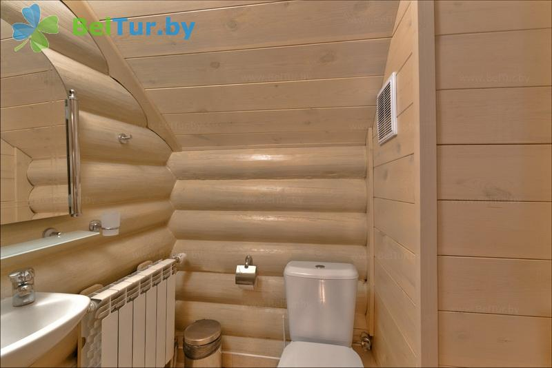 Rest in Belarus - republican ski center Silichy - double two-level family (guest house family)