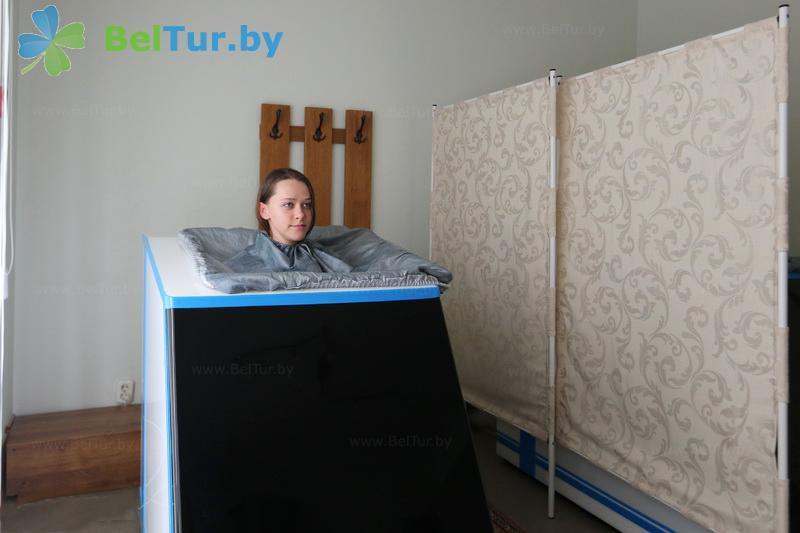 Отдых в Белоруссии Беларуси - республиканский горнолыжный центр Силичи - Ванна сухая углекислая
