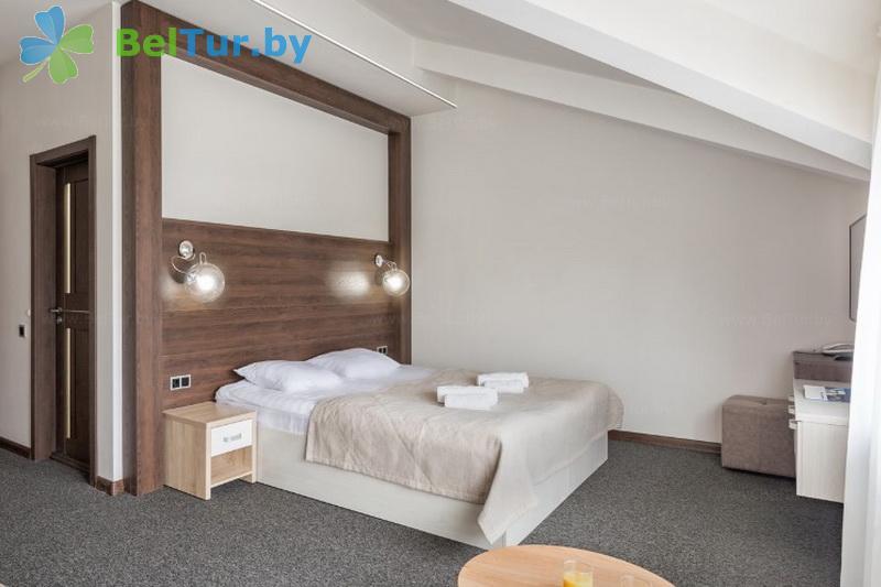 Отдых в Белоруссии Беларуси - республиканский горнолыжный центр Силичи - двухместный однокомнатный standard (гостиница)