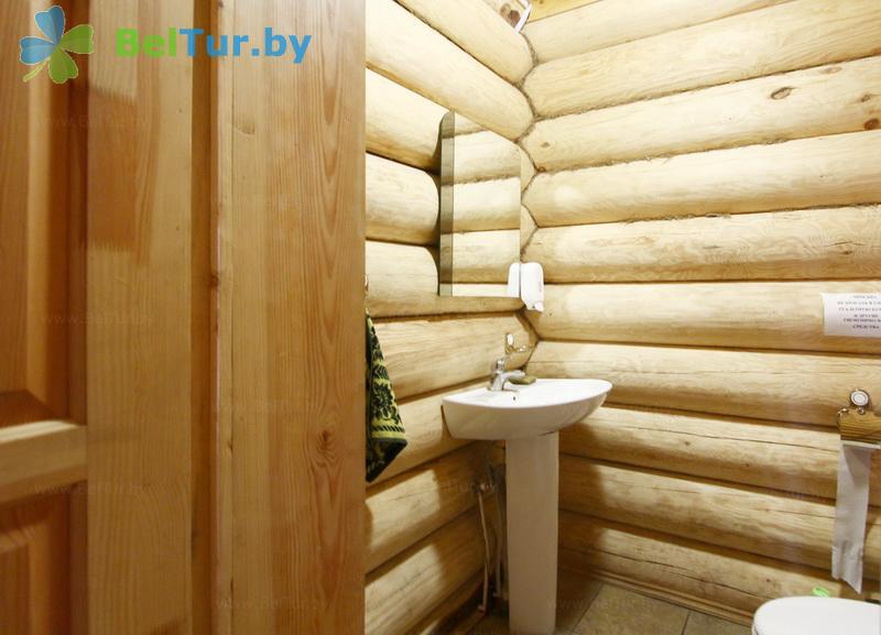 Отдых в Белоруссии Беларуси - туристический комплекс Природа-Люкс - Баня русская