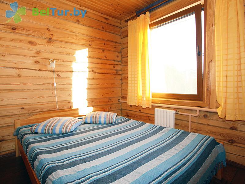 Отдых в Белоруссии Беларуси - туристический комплекс Природа-Люкс - двухместный трехкомнатный (гостевой дом)
