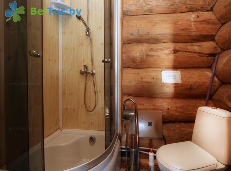 Отдых в Белоруссии Беларуси - туристический комплекс Природа-Люкс - шестиместный (домик №5)