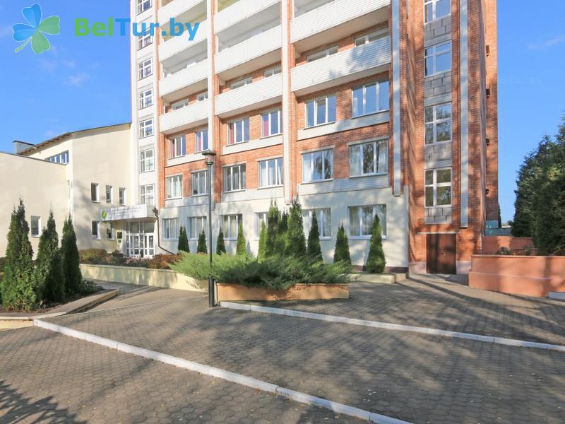 Отдых в Белоруссии Беларуси - оздоровительный комплекс Лес - Территория и природа