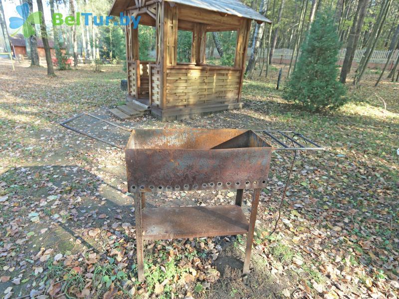 Адпачынак у Беларусі - гасцініца Лес - Альтанка