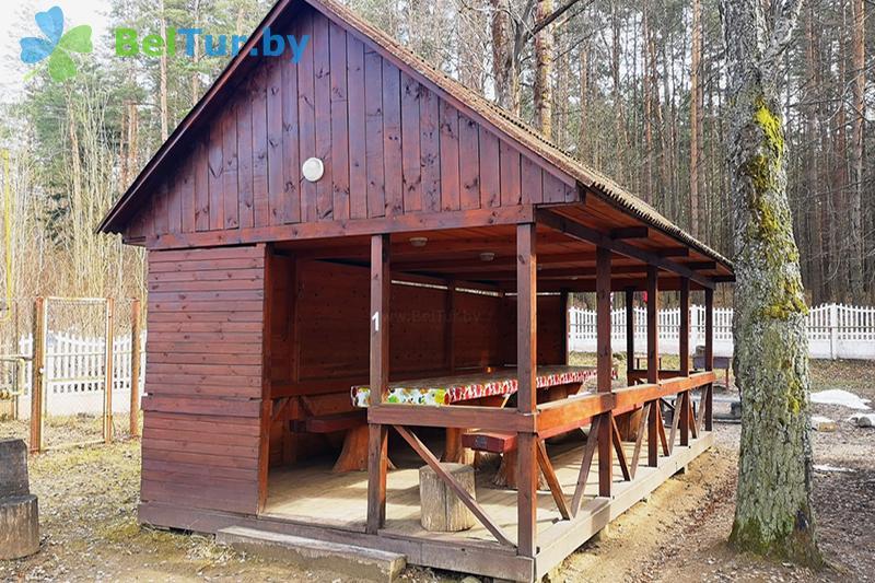 Отдых в Белоруссии Беларуси - гостиничный комплекс Лес - Беседка