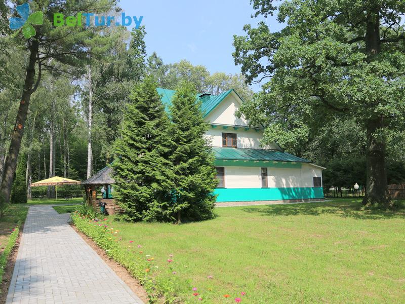 гасцявы дом Дом графа Тышкевіча