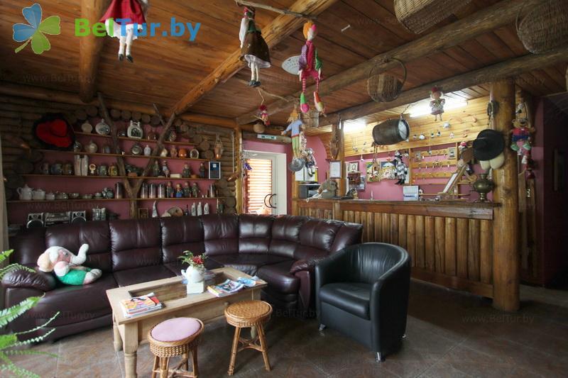 Отдых в Белоруссии Беларуси - туристический комплекс Дудинка-Сити - Регистратура
