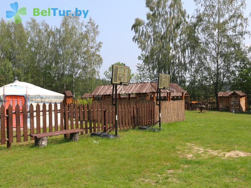 Отдых в Белоруссии Беларуси - туристический комплекс Дудинка-Сити - Территория и природа