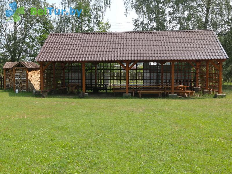 Отдых в Белоруссии Беларуси - туристический комплекс Дудинка-Сити - Беседка