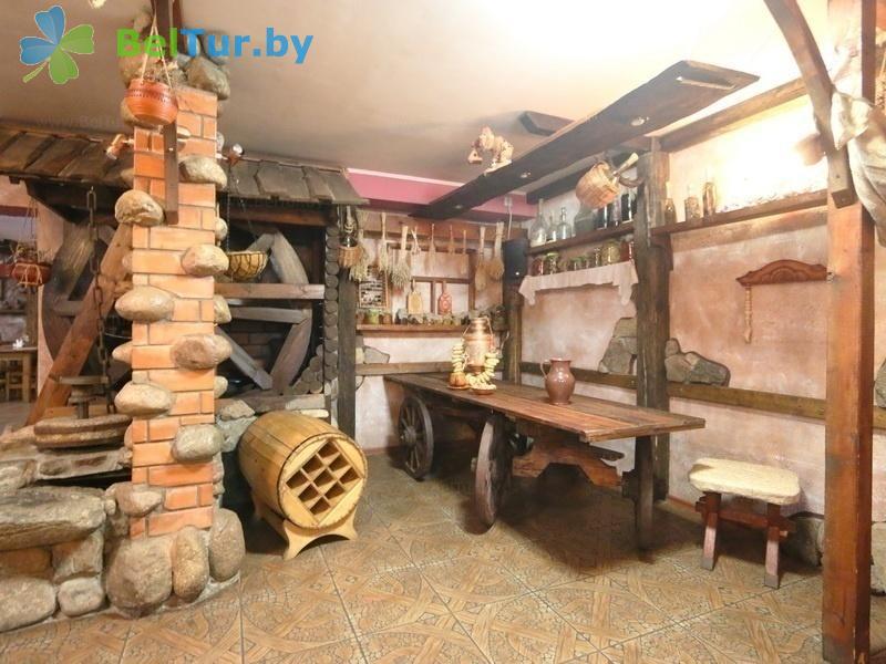 Отдых в Белоруссии Беларуси - туристический комплекс Дудинка-Сити - Ресторан