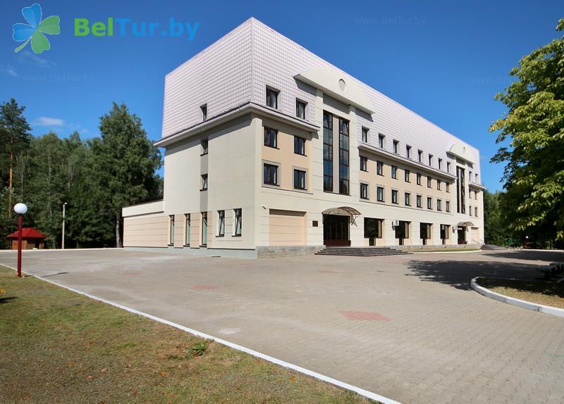 Отдых в Белоруссии Беларуси - гостиничный комплекс Сергуч - гостиница