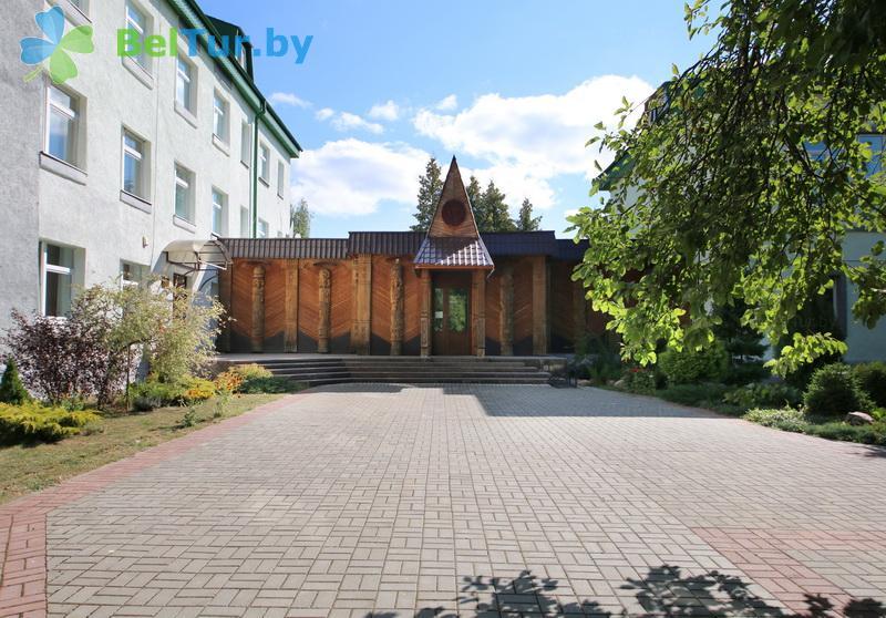 Отдых в Белоруссии Беларуси - гостиничный комплекс Сергуч - музей природы