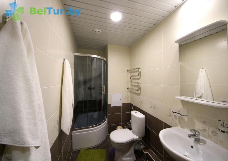 Отдых в Белоруссии Беларуси - гостиничный комплекс Сергуч - двухместный однокомнатный стандарт (гостиница)