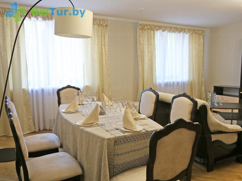Отдых в Белоруссии Беларуси - гостиничный комплекс Сергуч - двухместный двухкомнатный премиум (гостиница)