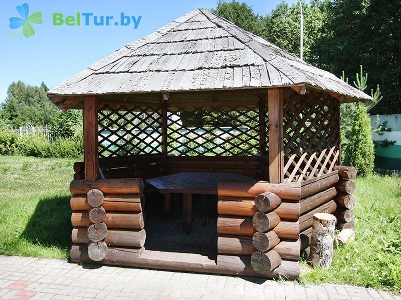 Отдых в Белоруссии Беларуси - гостевой дом Проньки - Беседка