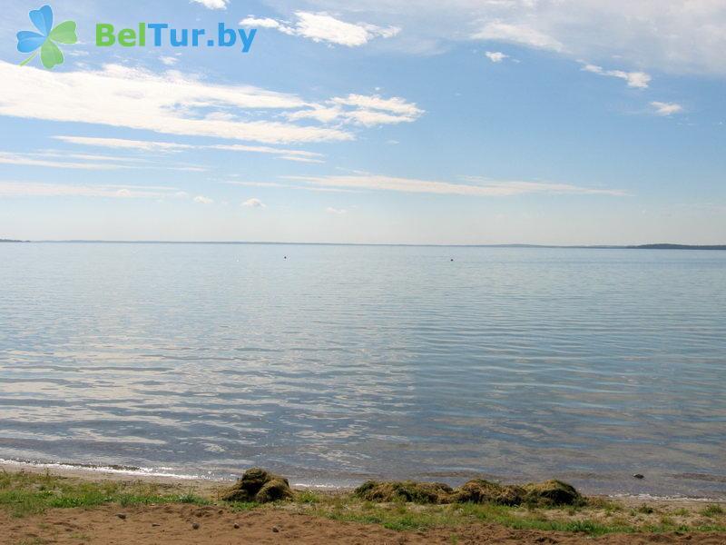 Отдых в Белоруссии Беларуси - гостевой дом Проньки - Водоём