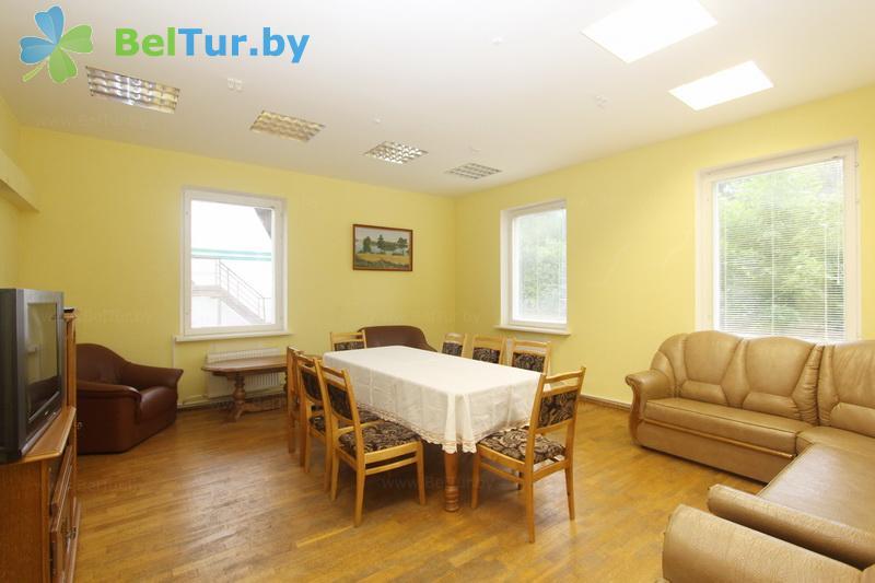Отдых в Белоруссии Беларуси - гостевой дом Проньки - Банкетный зал