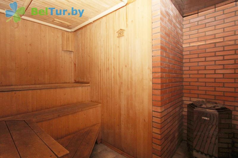 Отдых в Белоруссии Беларуси - гостевой дом Проньки - Сауна