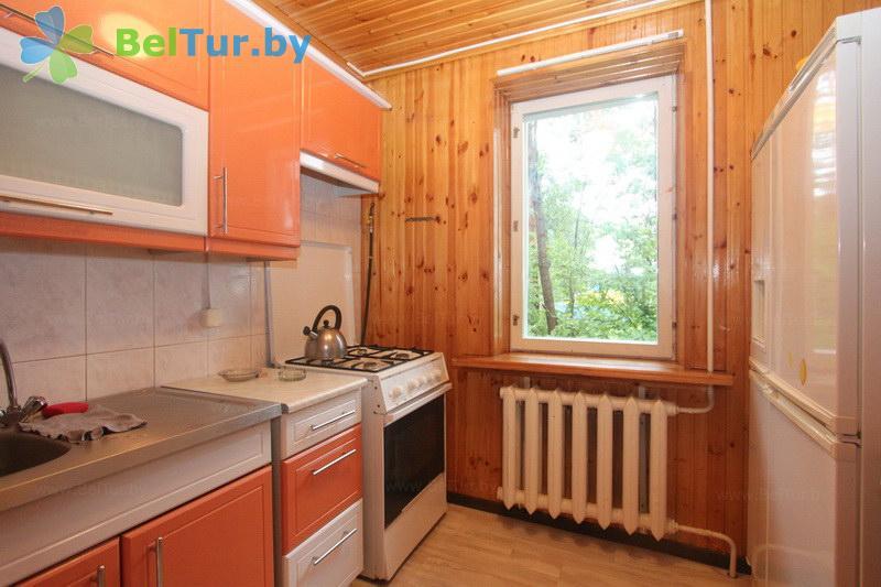 Отдых в Белоруссии Беларуси - гостевой дом Нарочь на Набережной - Кухня