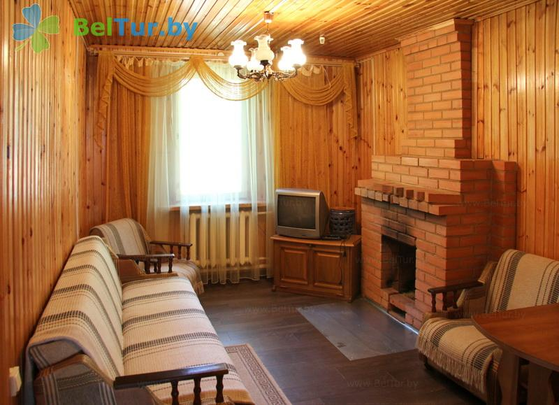 Rest in Belarus - guest house Naroch na Naberezhnoy - house for 6 people (guest house)