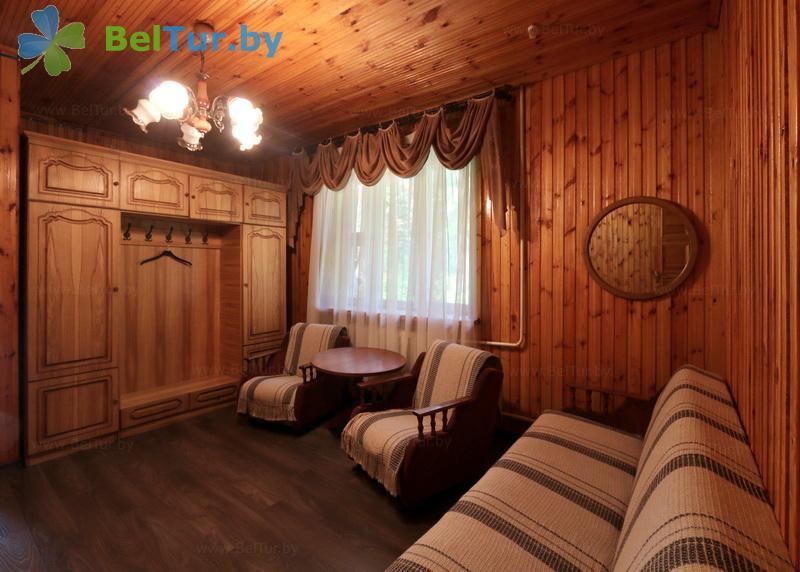 Отдых в Белоруссии Беларуси - гостевой дом Нарочь на Набережной - дом (6 человек) (гостевой дом)