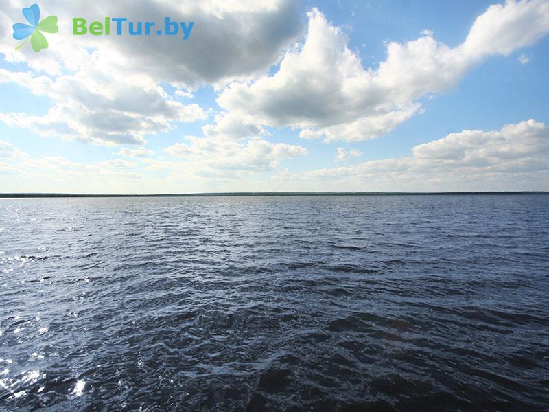 Отдых в Белоруссии Беларуси - гостевой дом Плавно - Водоём