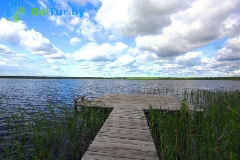 Отдых в Белоруссии Беларуси - гостевой дом Домжерицкое озеро - Рыбалка