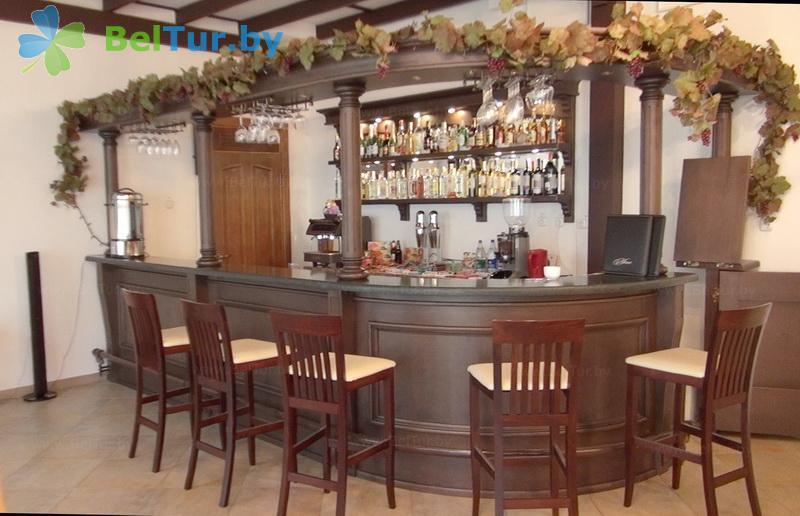 Отдых в Белоруссии Беларуси - гостиничный комплекс Плавно - Ресторан