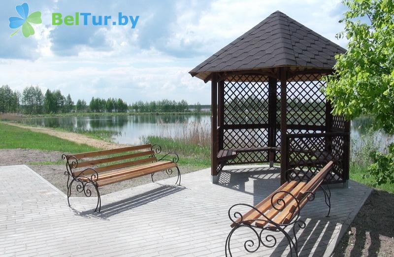 Отдых в Белоруссии Беларуси - гостиничный комплекс Плавно - Беседка
