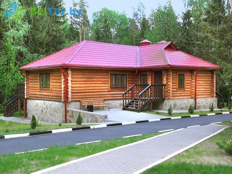 Отдых в Белоруссии Беларуси - гостиничный комплекс Плавно - баня