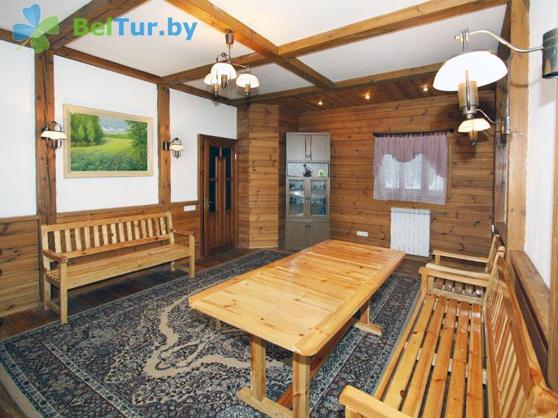 Отдых в Белоруссии Беларуси - гостиничный комплекс Плавно - Баня русская