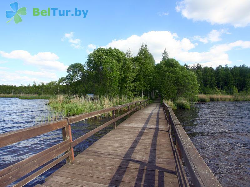 Отдых в Белоруссии Беларуси - гостиничный комплекс Плавно - Рыбалка