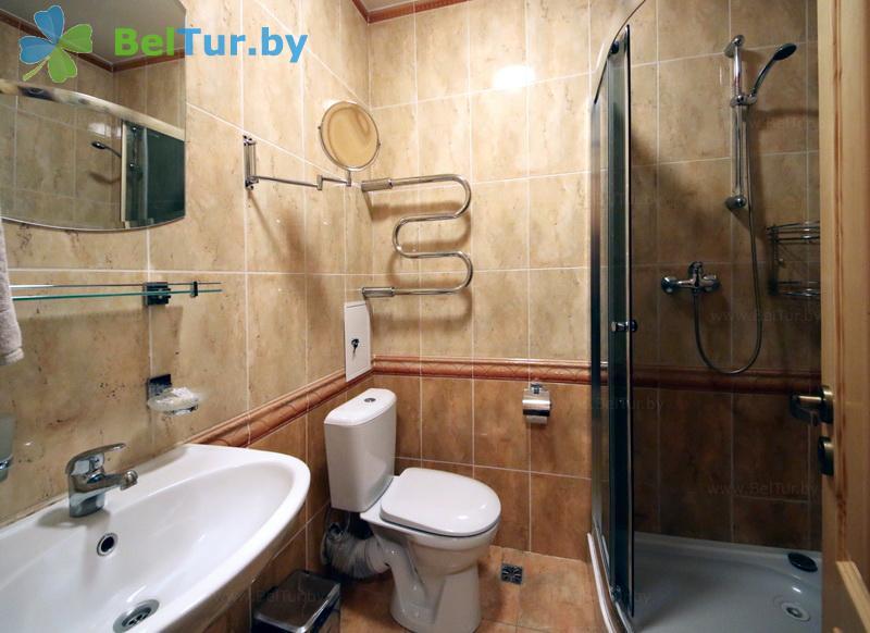 Отдых в Белоруссии Беларуси - гостиничный комплекс Плавно - двухместный однокомнатный / double (гостиница)