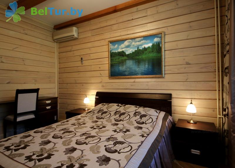 Rest in Belarus - hotel complex Plavno GK - two-room double (hotel)