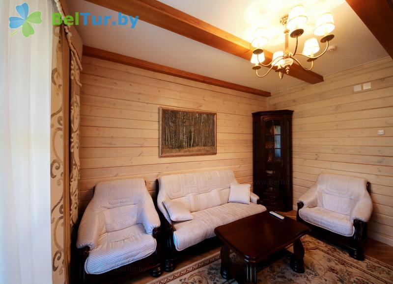 Отдых в Белоруссии Беларуси - гостиничный комплекс Плавно - двухместный двухкомнатный (гостиница)