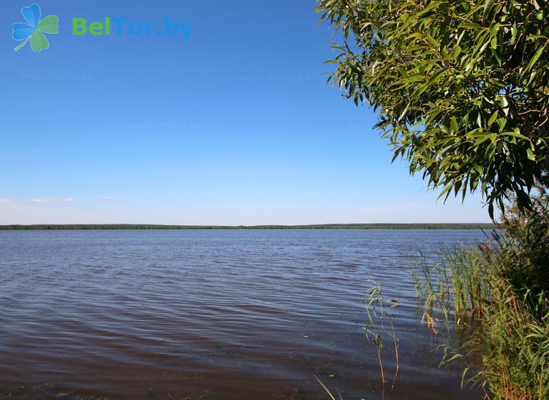 Отдых в Белоруссии Беларуси - гостиничный комплекс Плавно - Водоём