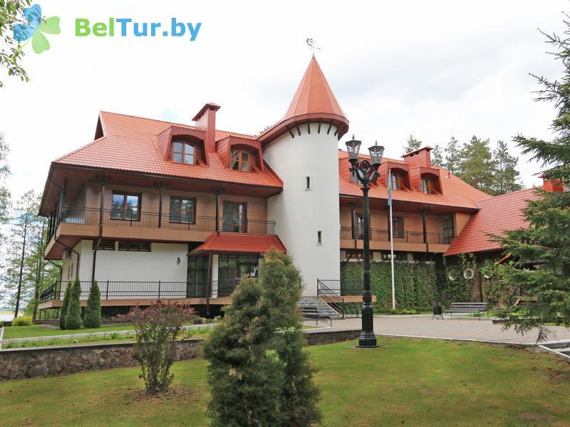 Отдых в Белоруссии Беларуси - гостиничный комплекс Плавно - гостиница
